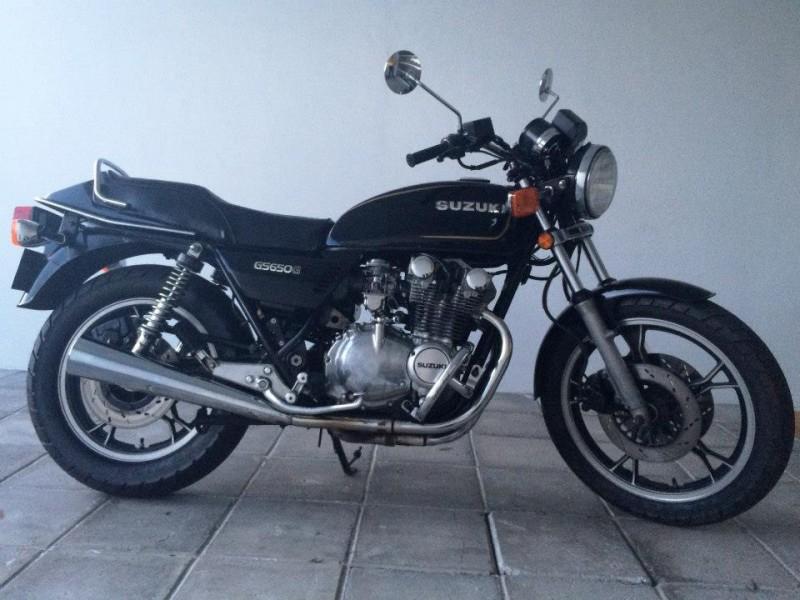 1982 Suzuki GS650G