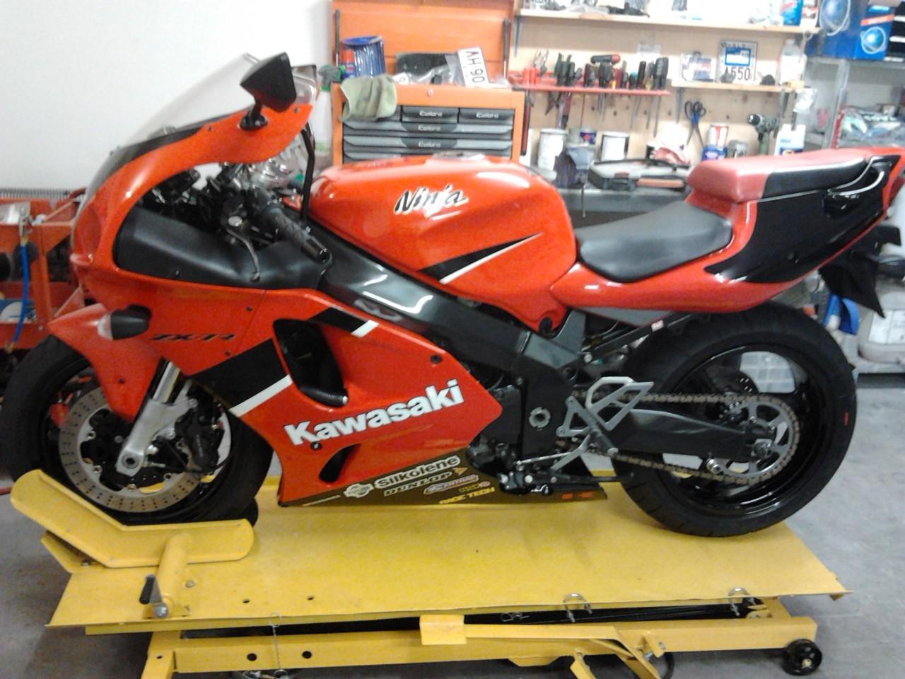 Kawasaki Ninja Kbb