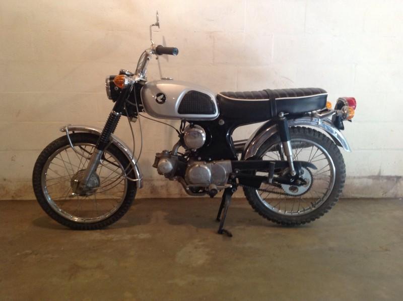 1968 Honda CL90