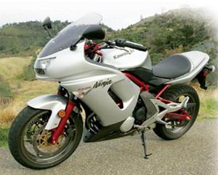 2006 kawasaki ninja 650r