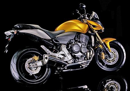 2007 CB600F honda hornet