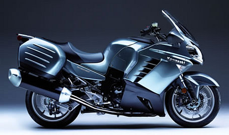 new 2008 Kawasaki Concours