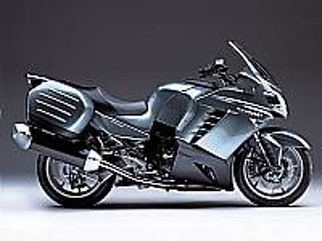 2008 Kawasaki 1400GTR - Supersport Technology.