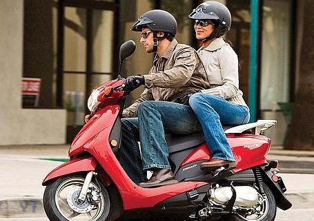 motor scooters honda