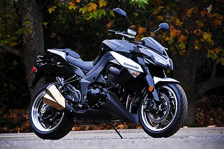 2010 Kawasaki Z1000 Review