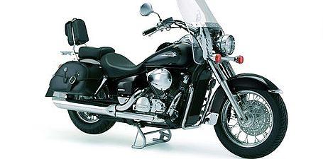 Honda VT750 Shadow Motorcycle