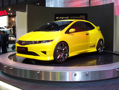 New Civic R Sports Concept