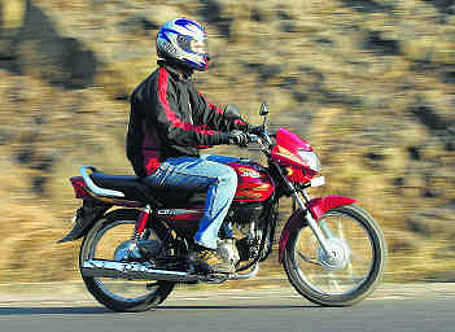 Hero Honda 100cc CD-Deluxe