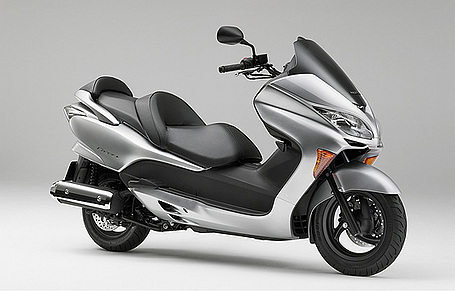 Honda Moped on Honda Reveals All New Forza Scooters