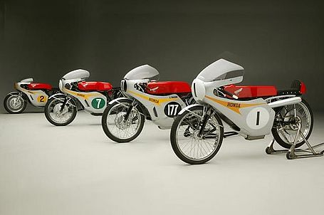 four incredible honda race bikes history
