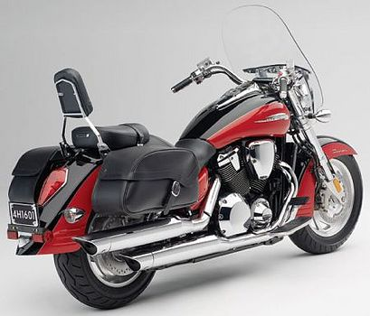 Honda Spirit 750 Vtx1800 Tourer Get Ready Cruise